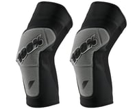 100% Ridecamp Knee Guards (Black/Grey)
