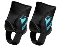 7iDP Control Ankle Guards (Black) (Pair)