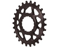 Absolute Black Direct Mount Race Face Cinch Oval Ring (Black) (Boost)