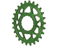 Absolute Black Direct Mount Race Face Cinch Oval Ring (Green) (Boost)
