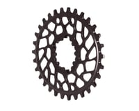 Absolute Black BB30 Direct Mount Oval Ring (Black)