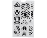 All Mountain Style Honeycomb Frame Guard Extra (Black) (Pitbull)