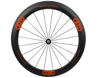 Alto Wheels CC56 Carbon Front Clincher Road Wheel (Orange)