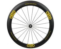 Alto Wheels CC56 Carbon Front Clincher Road Wheel (Yellow)