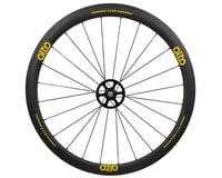Alto Wheels CT40 Carbon Rear Road Tubular Wheel (Yellow)