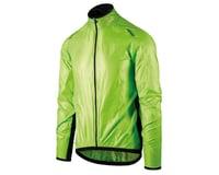 Assos Men's Mille GT Wind Jacket (Visibility Green)