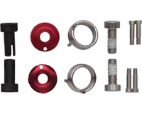 Avid Shorty Ultimate Arm Spring Service Parts Kit, Red Cover