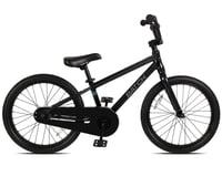 """Batch Bicycles 20"""" Kids (Matte Pitch Black)"""