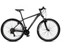 """Batch Bicycles 24"""" Mountain Bike (Matte Pitch Black)"""