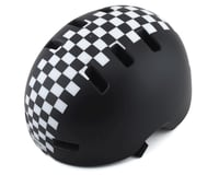Bell Lil Ripper Helmet (Black/White Checkers)