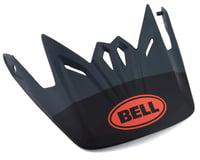 Bell Full-9 Fusion Replacement Visor (Slate/Orange)