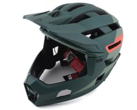 Bell Super Air R MIPS Helmet (Green/Infrared)