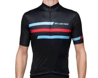 Bellwether Edge Cycling Jersey (Black/Blue/Red)