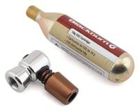 Blackburn Wayside CO2 Inflator (Silver) (w/ 16g Cartridge)
