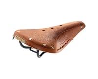 Brooks B17 Softened Saddle (Tan) (Black Steel Rails)