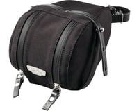 Brooks Isle Of Wight Saddle Bag (Black) (L)