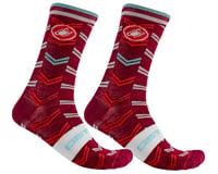 Castelli Men's Transition 18 Socks (Pro Red)