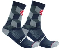 Castelli Unlimited 15 Sock (Dark Grey)