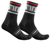 Castelli Prologo 15 Sock (Black)