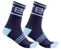Castelli Prologo 15 Sock (Savile Blue)