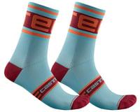 Castelli Prologo 15 Sock (Celeste)