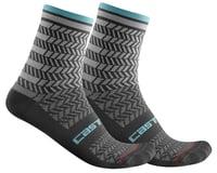 Castelli Avanti 12 Sock (Dark Grey)