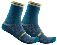Castelli Avanti 12 Sock (Storm Blue)
