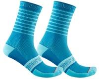 Castelli Superleggera 12 Women's Sock (Marine Blue)
