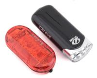 CatEye HL-EL135 + Omni 3 Headlight & Tail Light Set (Black)