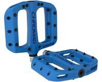 Chromag Synth Composite Platform Pedals (Blue)