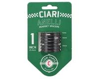 "Ciari Anelli 1"" Headset Spacer Kit (Black)"