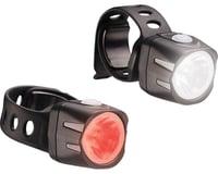 Cygolite Dice HL 150/TL 50 USB Headlight & Tail Light Set (Black)