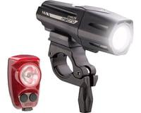 Cygolite Metro Plus 800 Headlight w/ HotShot Pro 150 Tail Light (Black)