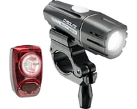 Cygolite Streak 450 Headlight w/ Hotshot SL 50 Tail Light (Black)