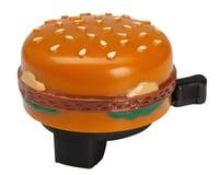 Dimension Burger Bell (w/ Sesame Bun & Mustard Ooze)