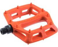 """DMR V6 Pedals (Orange) (Plastic Platform) (9/16"""")"""