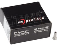 DT Swiss ProLock Hidden Nipples (Silver) (2.0 x 12mm) (Box of 100)
