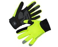 Endura Strike Gloves (Hi-Viz Yellow)