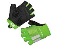 Endura FS260-Pro Aerogel Mitt Short Finger Gloves (Hi-Vis Green)
