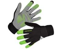 Endura Windchill Gloves (Hi-Viz Green)