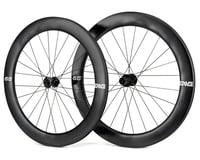Enve 65 Foundation Series Disc Brake Wheelset (Black) (700c) (Tubeless) (HG)