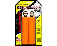 ESI Grips Extra Chunky Silicone Grips (Orange)
