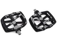 E*Thirteen Plus Flat Aluminum Pedal (Black)