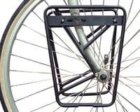 Evo Low Rider Front Pannier Rack (Black)