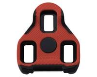 Exustar ARC11+ Look/Keo Cleats w/ Anti-Slip (Red)
