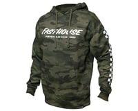 Fasthouse Inc. Logo Hooded Pullover (Camo)