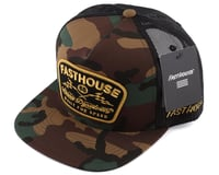 Fasthouse Inc. Service Hat (Camo)