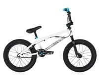 "Fit Bike Co 2021 Misfit 16"" BMX Bike (16.25"" Toptube) (White)"