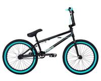 """Fit Bike Co 2021 PRK BMX Bike (MD) (20.5"""" Toptube) (Black Teal Flake)"""