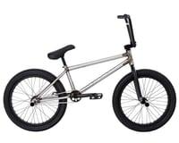 "Fit Bike Co 2021 STR BMX Bike (MD) (20.5"" Toptube) (Matte Raw)"